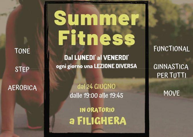 Summer fitness 2019